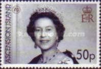 [The 80th Anniversary of the Birth of Queen Elizabeth II, Typ AGQ]
