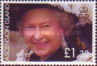 [The 80th Anniversary of the Birth of Queen Elizabeth II, Typ AGR]