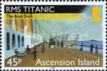 [The 100th Anniversary of the Titanic Disaster, type AOD]