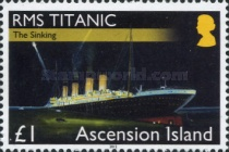 [The 100th Anniversary of the Titanic Disaster, type AOF]