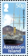 [The 90th Anniversary of the Shackleton-Rowett Polar Expedition of 1921-1922, Typ AOL]