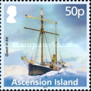[The 90th Anniversary of the Shackleton-Rowett Polar Expedition of 1921-1922, type AOM]
