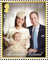 [Royal Baby - Prince George of Cambridge, Typ AQN]