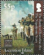 [The 200th Anniversary of the Battle of Waterloo, type ARK]