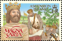 [The 800th Anniversary of the Magna Carta Documents, type ARN]