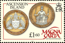 [The 800th Anniversary of the Magna Carta Documents, type ARQ]