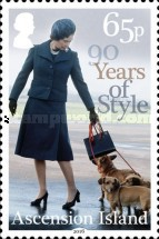 [The 90th Anniversary of the Birth of Queen Elizabeth II, type ASJ]