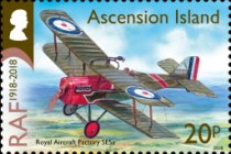 [The 100th Anniversary of the RAF - Royal Air Force, Typ ATW]