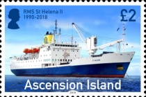 [Ships - RMS St Helena, Typ AUG]