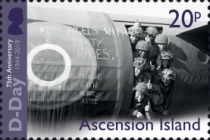 [World War II - The 75th Anniversary of D-Day, Typ AUL]