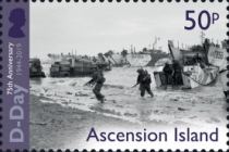 [World War II - The 75th Anniversary of D-Day, Typ AUN]