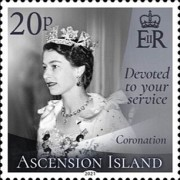 [Devoted to Your Service - The 95th Anniversary of the Birth of Queen Elizabeth II, type AVG]