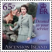 [Devoted to Your Service - The 95th Anniversary of the Birth of Queen Elizabeth II, type AVI]