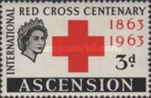 [The 100th Anniversary of Red Cross, Typ AZ]