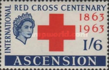 [The 100th Anniversary of Red Cross, Typ AZ1]