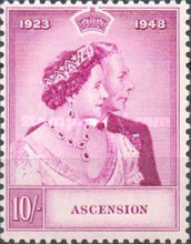 [The 25th Anniversary of the Wedding of King George VI and Queen Elizabeth, type B1]