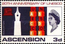 [The 20th Anniversary of UNESCO (1966), Typ BH]