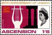 [The 20th Anniversary of UNESCO (1966), Typ BJ]