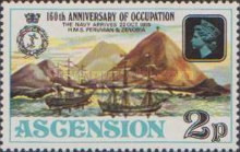 [The 160th Anniversary of Occupation, type EC]
