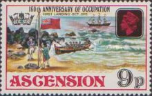 [The 160th Anniversary of Occupation, type EE]