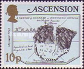 [Early Maps of Ascension, type HX]
