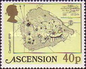[Early Maps of Ascension, type IA]
