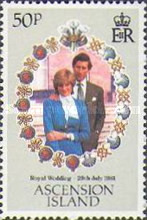 [Royal Wedding of Prince Charles and Lady Diana Spencer, Typ IH]