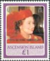 [The 40th Anniversary of the Royal Wedding of Queen Elizabeth II and Prince Philip - Issues of 1986 Overprinted