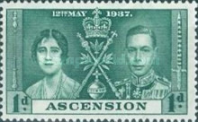 [Coronation of King George VI and Queen Elizabeth, type N]