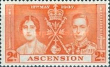 [Coronation of King George VI and Queen Elizabeth, type N1]
