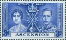 [Coronation of King George VI and Queen Elizabeth, Typ N2]