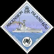 [The 200th Anniversary of Australian Settlement - Ships of the Royal Navy, Typ OI]