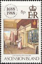 [The 300th Anniversary of Lloyd's of London, Typ OO]