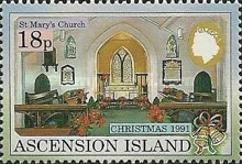 [Christmas - Ascension Churches, Typ RJ]