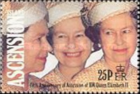 [The 40th Anniversary of Queen Elizabeth II's Accession, Typ SE]