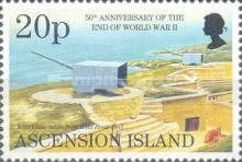 [The 50th Anniversary of End of Second World War, Typ VF]
