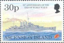 [The 50th Anniversary of End of Second World War, Typ VH]