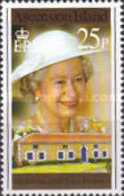[The 70th Anniversary of the Birth of Queen Elizabeth II, Typ VZ]