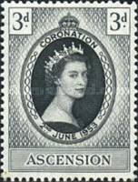 [Coronation of Queen Elizabeth II, Typ W]