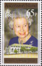 [The 70th Anniversary of the Birth of Queen Elizabeth II, Typ WB]