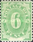[Numeral Stamps - White Field At Bottom, type A5]