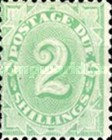 [Numeral Stamps - Frame Fully Colored, type B10]