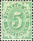 [Numeral Stamps - Frame Fully Colored, type B11]