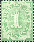 [Numeral Stamps - New Watermark, type B13]