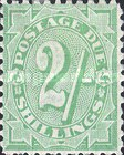 [Numeral Stamps - New Watermark, type B21]