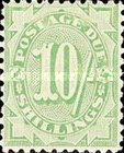 [Numeral Stamps - New Watermark, type B23]