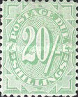 [Numeral Stamps - New Watermark, type B24]