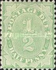 [Numeral Stamps - New Watermark, type B25]