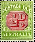 [Numeral Stamps - New Watermark, type C24]