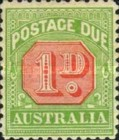 [Numeral Stamps - New Watermark, type C25]